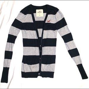 Hollister cardigan style jacket